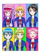 STAR IDOL 星際偶像漫画